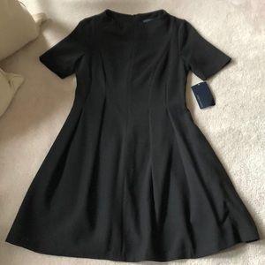 Zara pleated dress!